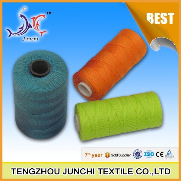 Top quality 210D/27Ply Nylon Twisted Twine